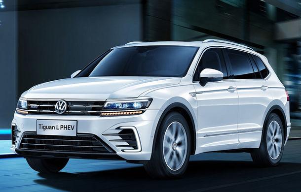 Volkswagen pregătește versiuni plug-in hybrid pentru Tiguan facelift și Arteon facelift: debutul acestora este programat în 2020 - Poza 1