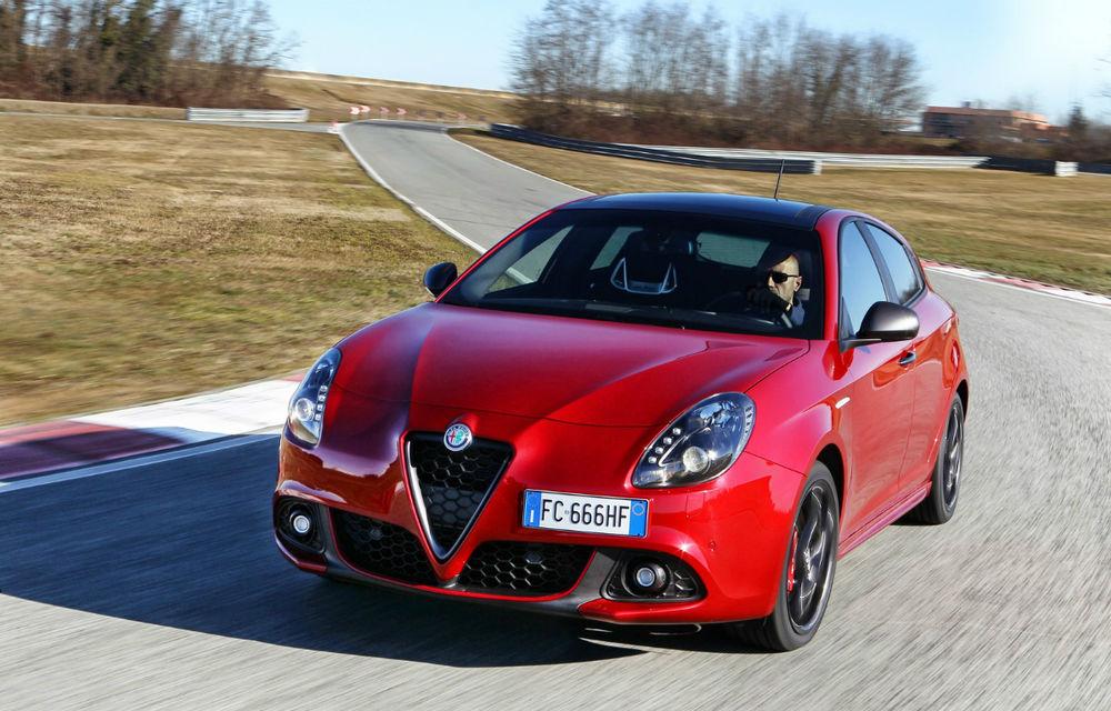 Alfa Romeo va elimina Giulietta din gamă în acest an: modelul va fi înlocuit de viitorul SUV Tonale - Poza 1