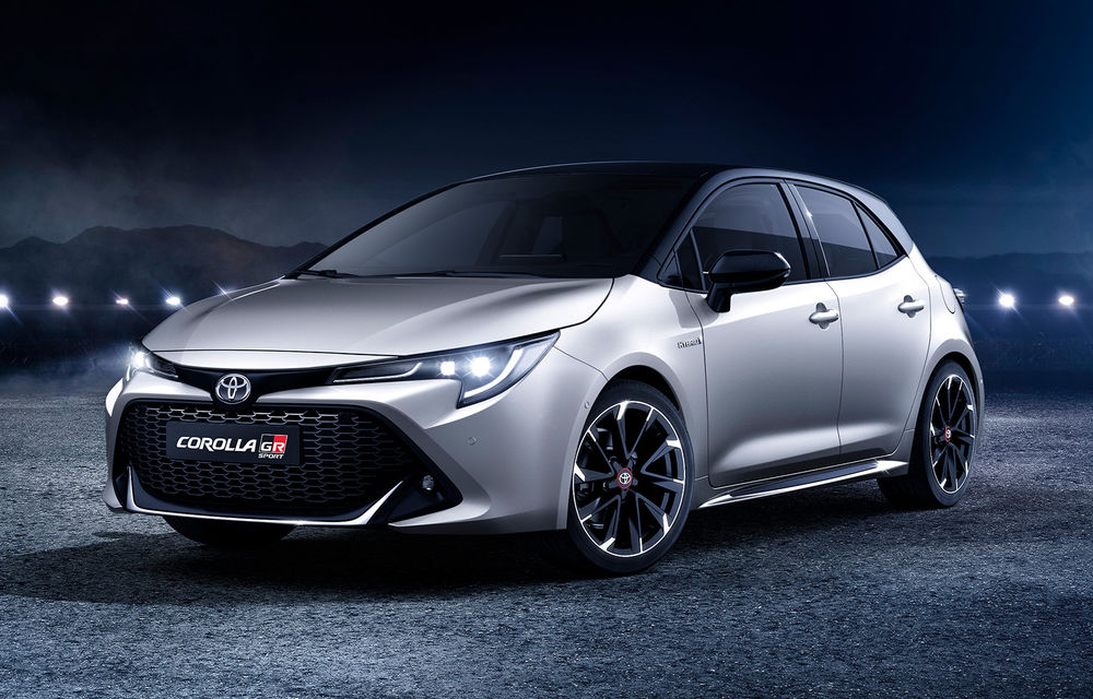 Toyota a înregistrat denumirea GR Corolla: niponii ar putea lansa un hot-hatch compact cu motor de 1.6 litri cu trei cilindri - Poza 1