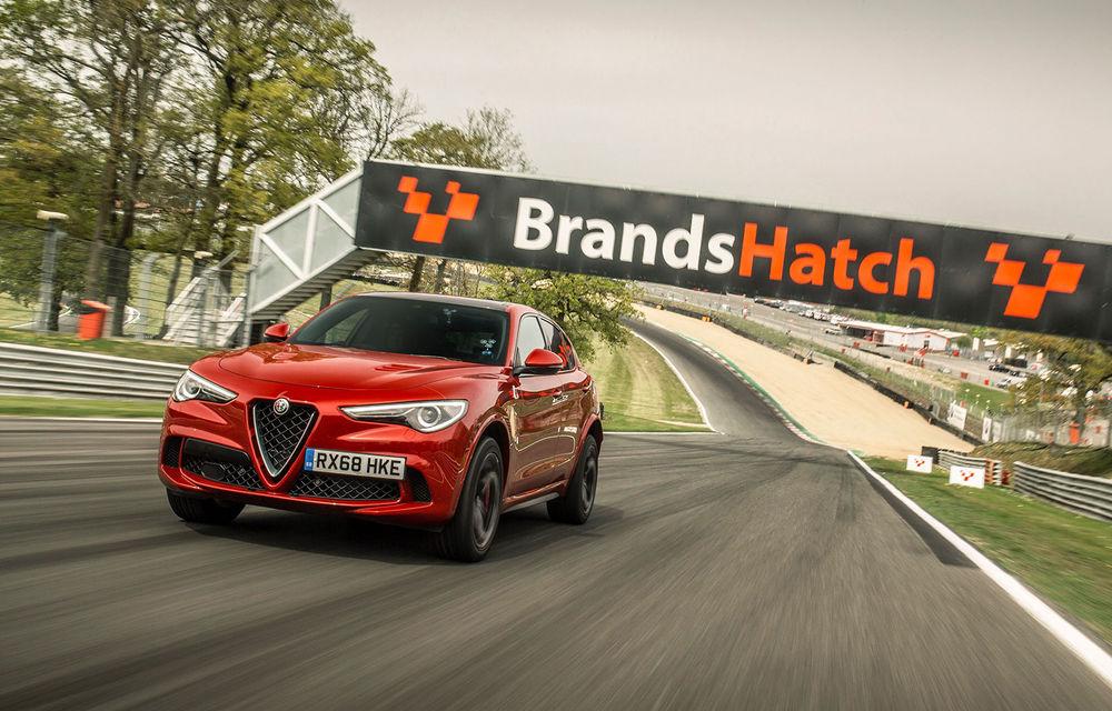 Fără planuri pentru un SUV extrem: Alfa Romeo nu va produce un Stelvio GTA - Poza 1