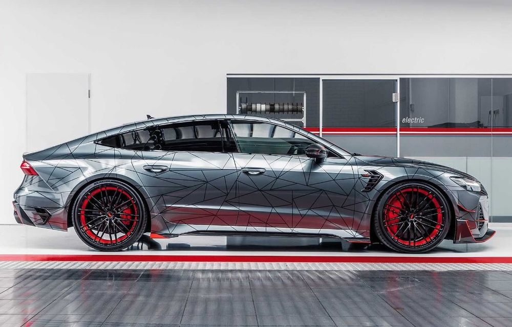 Tuning pentru Audi RS7 Sportback din partea ABT: 740 CP și accelerație 0-100 km/h în doar 3.2 secunde - Poza 3