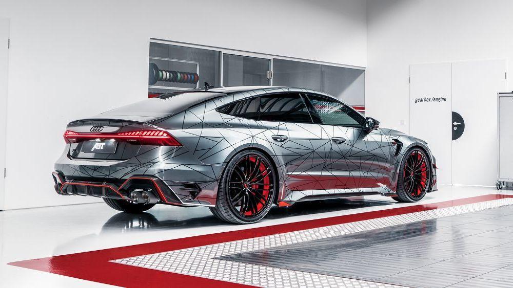 Tuning pentru Audi RS7 Sportback din partea ABT: 740 CP și accelerație 0-100 km/h în doar 3.2 secunde - Poza 4