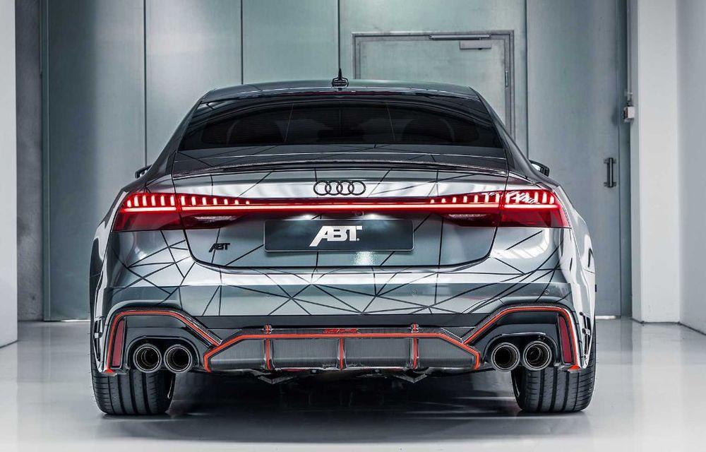 Tuning pentru Audi RS7 Sportback din partea ABT: 740 CP și accelerație 0-100 km/h în doar 3.2 secunde - Poza 5