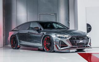 Tuning pentru Audi RS7 Sportback din partea ABT: 740 CP și accelerație 0-100 km/h în doar 3.2 secunde