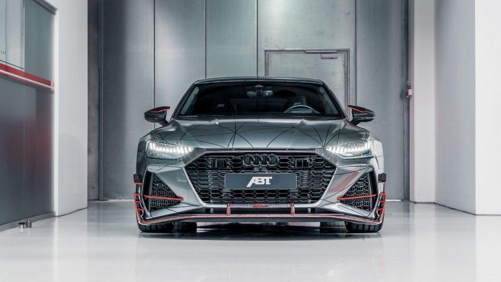 Tuning pentru Audi RS7 Sportback din partea ABT: 740 CP și accelerație 0-100 km/h în doar 3.2 secunde - Poza 2