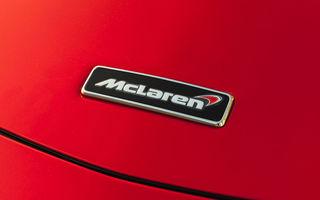 McLaren pregătește un nou supercar hibrid: motor V6 și autonomie electrică de până la 32 de kilometri