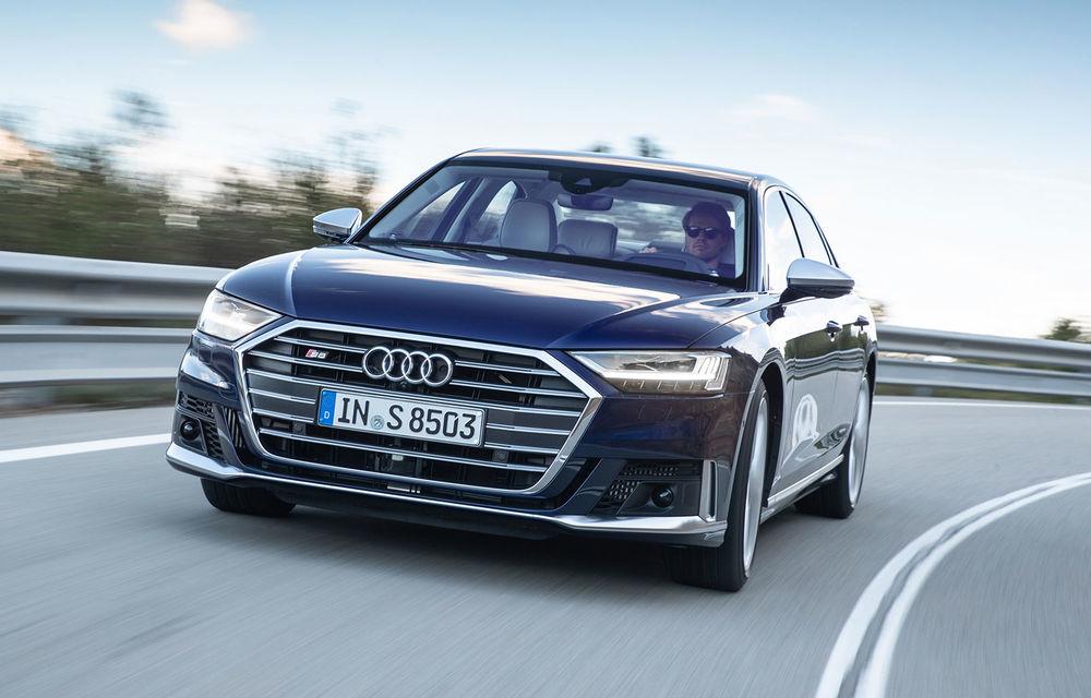 Audi S8 poate fi comandat și în România: vârful de gamă al nemților are un preț de pornire de peste 134.000 de euro - Poza 1