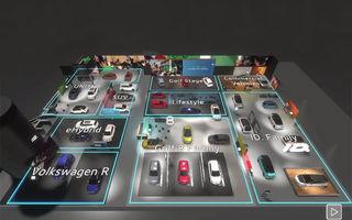 În lumina reflectoarelor virtuale: Volkswagen a deschis un stand online cu mașinile pe care ar fi trebuit să le vedem la Geneva