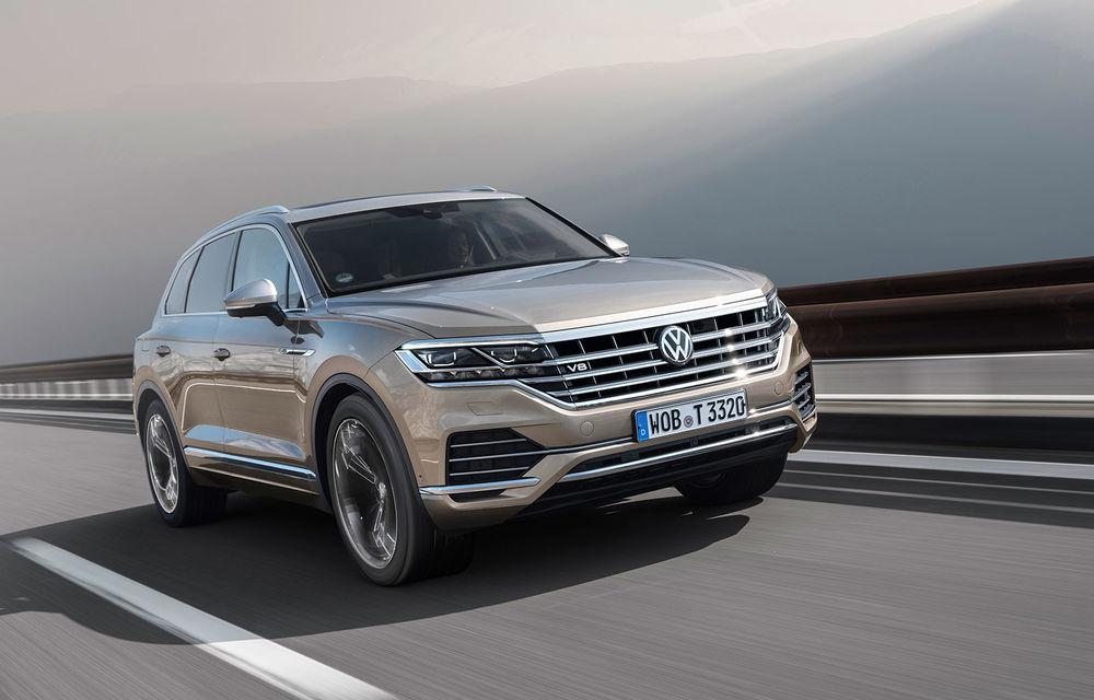 Volkswagen Touareg V8 TDI testat în trafic real de o organizație independentă: emisii de oxizi de azot cu 75% mai mici decât limita impusă - Poza 1