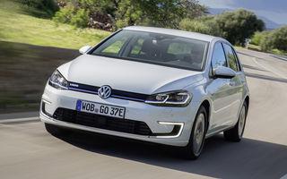 În așteptarea lui Volkswagen ID.3: germanii extind producția lui e-Golf până în luna noiembrie