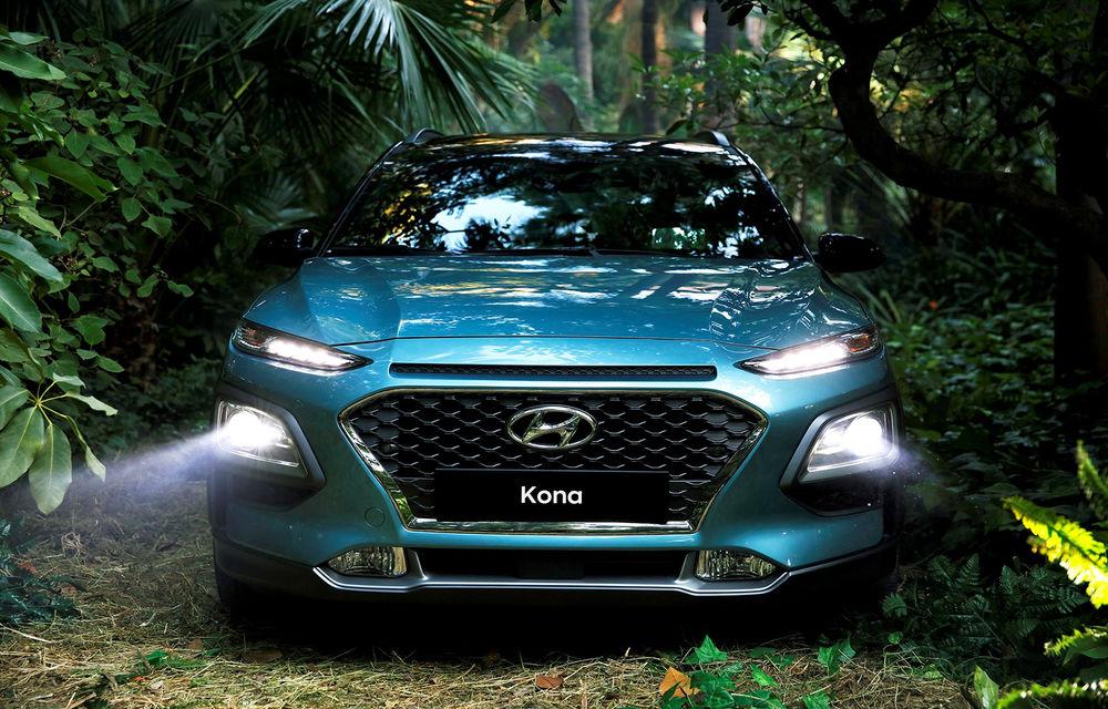 Informații despre viitorul Hyundai Kona N: SUV-ul de performanță ar putea intra în producție în luna iulie - Poza 1