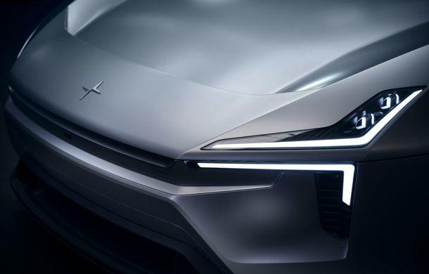 """Imagini noi cu Polestar Precept: """"Conceptul anticipează direcția de design pentru viitoarele modele ale mărcii"""" - Poza 17"""