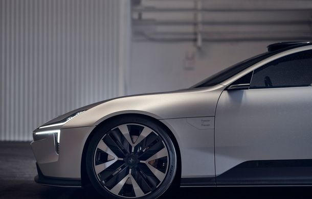 """Imagini noi cu Polestar Precept: """"Conceptul anticipează direcția de design pentru viitoarele modele ale mărcii"""" - Poza 19"""