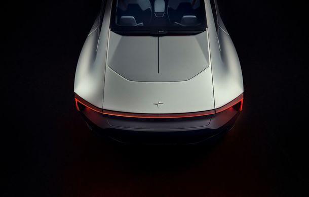 """Imagini noi cu Polestar Precept: """"Conceptul anticipează direcția de design pentru viitoarele modele ale mărcii"""" - Poza 18"""