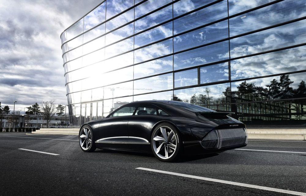 Informații noi despre conceptul Hyundai Prophecy: sistem special pentru purificarea aerului și tehnologie inteligentă pentru stabilirea poziției de conducere - Poza 5