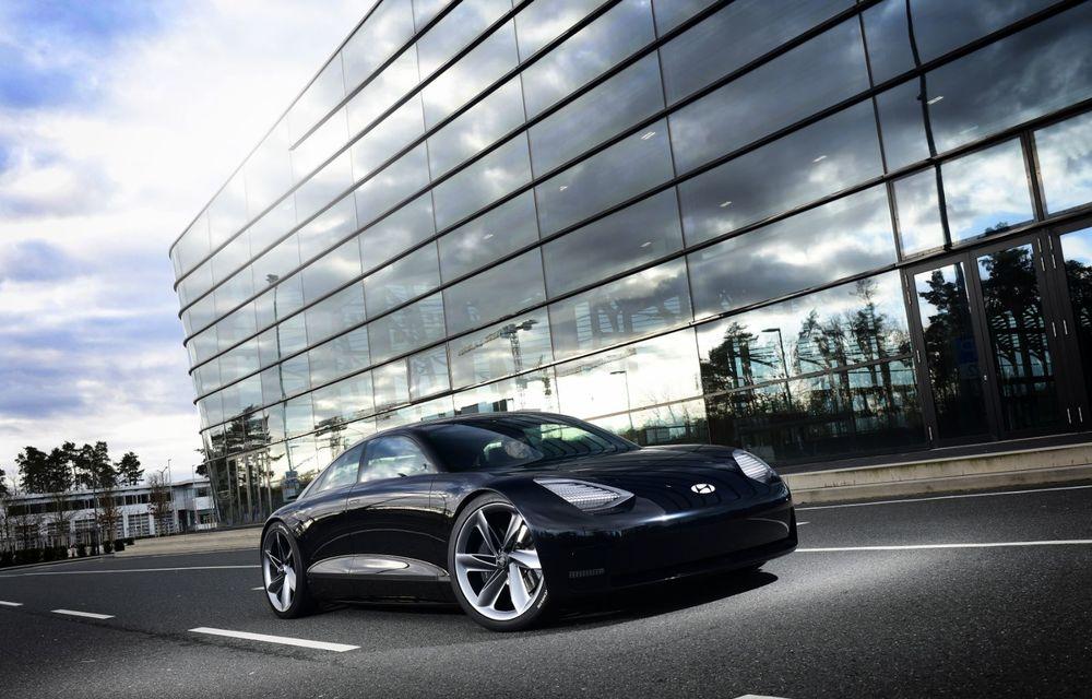 Informații noi despre conceptul Hyundai Prophecy: sistem special pentru purificarea aerului și tehnologie inteligentă pentru stabilirea poziției de conducere - Poza 3