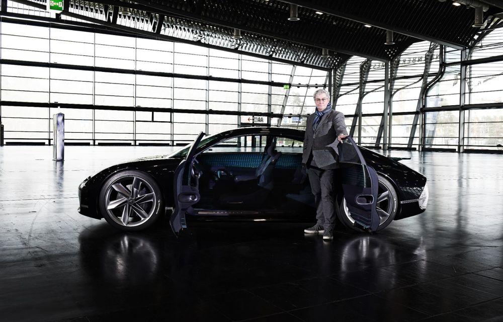 Informații noi despre conceptul Hyundai Prophecy: sistem special pentru purificarea aerului și tehnologie inteligentă pentru stabilirea poziției de conducere - Poza 10