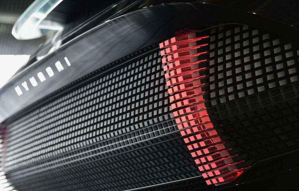 Informații noi despre conceptul Hyundai Prophecy: sistem special pentru purificarea aerului și tehnologie inteligentă pentru stabilirea poziției de conducere - Poza 15