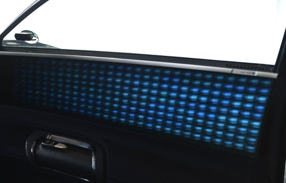 Informații noi despre conceptul Hyundai Prophecy: sistem special pentru purificarea aerului și tehnologie inteligentă pentru stabilirea poziției de conducere - Poza 14