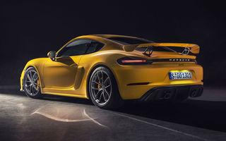 Informații despre viitorul Porsche 718 Cayman GT4 RS: versiunea extremă ar putea dezvolta aproape 500 de cai putere