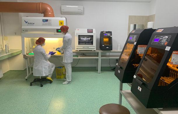 Ford România și Fundația Ion Țiriac au achiziționat un aparat de testare pentru COVID-19 pentru Spitalul de Urgență din Craiova - Poza 1