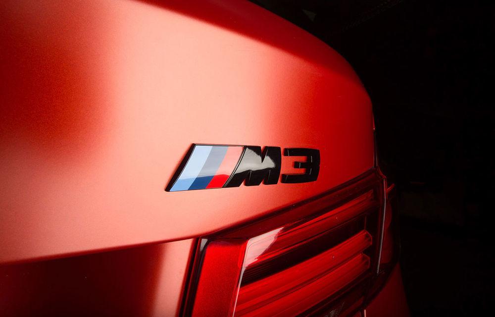 Video. Prototipul viitorului BMW M3, spionat în California: sedanul de performanță va fi prezentat în cursul anului - Poza 1