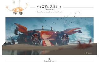 Exerciţiu de imaginaţie pentru cei mici: Rolls-Royce invită copiii să deseneze mașina de lux a viitorului