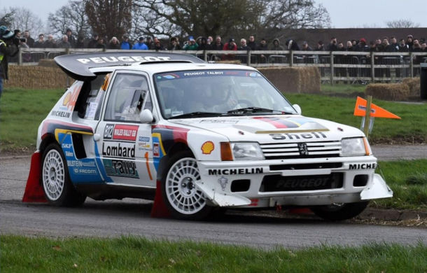Silverstone Auctions anunță prima licitație online a companiei: pe lista modelelor pregătite se află și un Peugeot 205 T16 E1 de Grupa B - Poza 1
