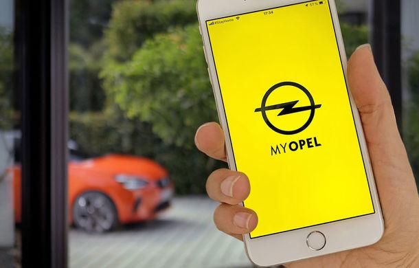 Îmbunătățiri pentru aplicația mobilă MyOpel: nemții introduc funcții speciale pentru posesorii modelelor electrificate - Poza 1