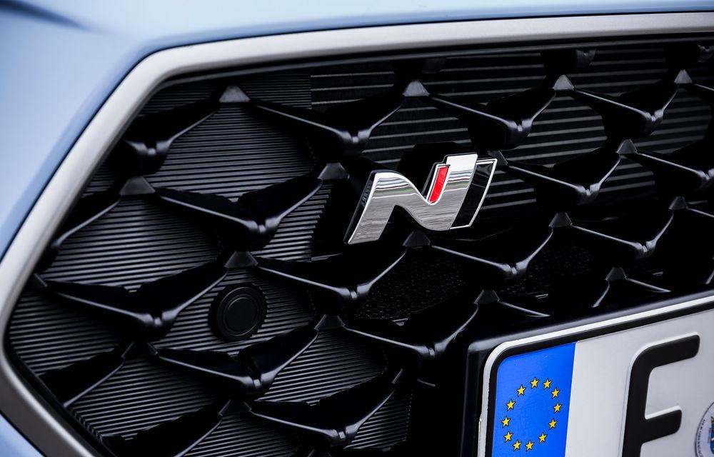 Video. Hyundai introduce o transmisie automată pentru Veloster N: noua cutie ar putea fi disponibilă și pe viitorul i30 N facelift - Poza 1