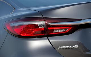 Informații neoficiale despre viitoarea generație Mazda 6: modelul nipon ar putea trece la arhitectură cu roți motrice spate și motoare cu șase cilindri în linie