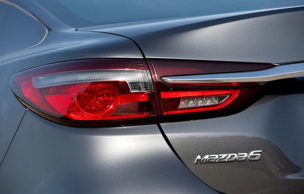 Informații neoficiale despre viitoarea generație Mazda 6: modelul nipon ar putea trece la arhitectură cu roți motrice spate și motoare cu șase cilindri în linie - Poza 1