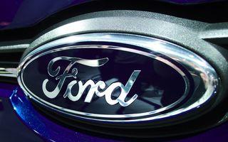 Efectul COVID-19: Ford estimează pierderi de 600 de milioane de dolari în primul trimestru, din cauza închiderii fabricilor și a scăderii vânzărilor
