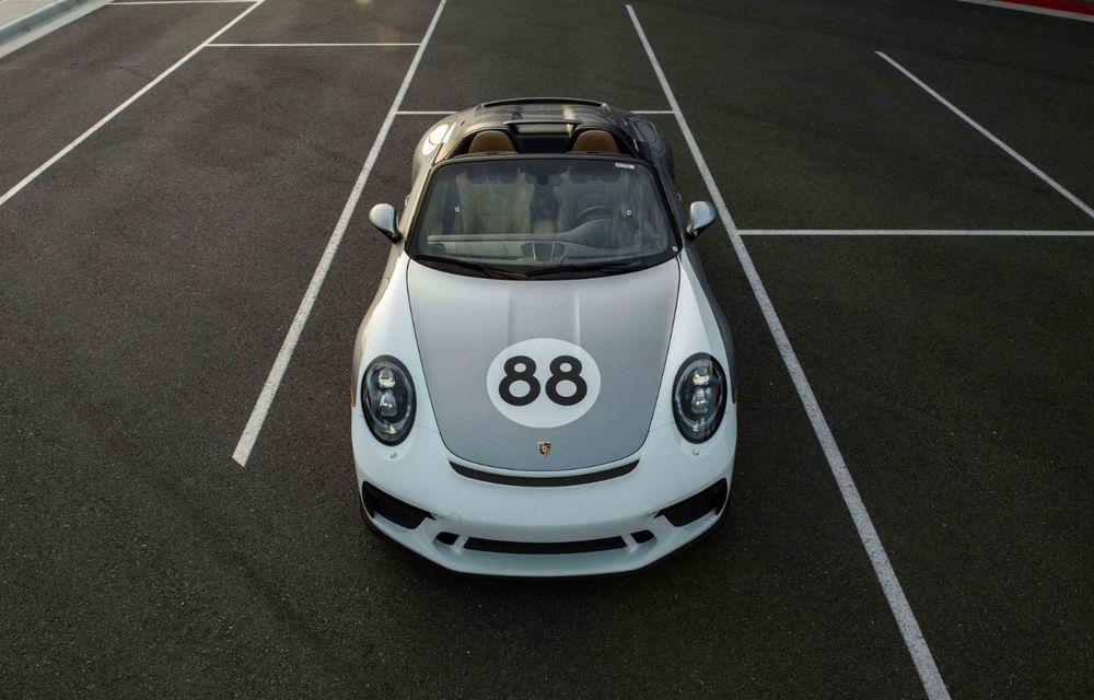 Ultimul exemplar Porsche 911 al vechii generații 991 va fi scos la licitație: banii vor fi donați în scopuri caritabile - Poza 4