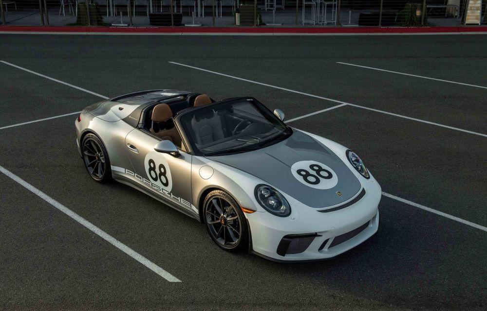 Ultimul exemplar Porsche 911 al vechii generații 991 va fi scos la licitație: banii vor fi donați în scopuri caritabile - Poza 3