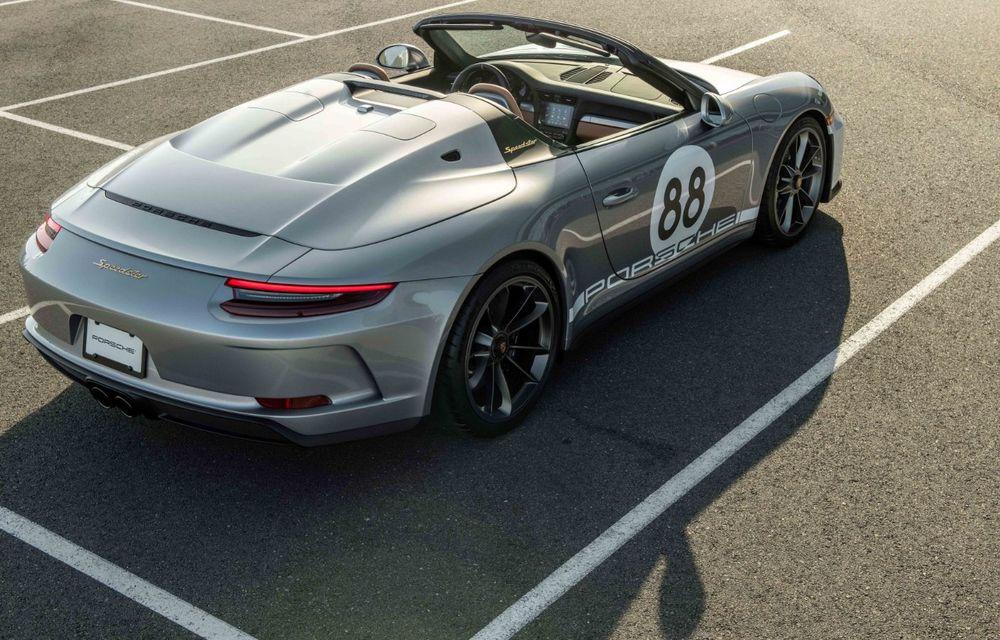 Ultimul exemplar Porsche 911 al vechii generații 991 va fi scos la licitație: banii vor fi donați în scopuri caritabile - Poza 5