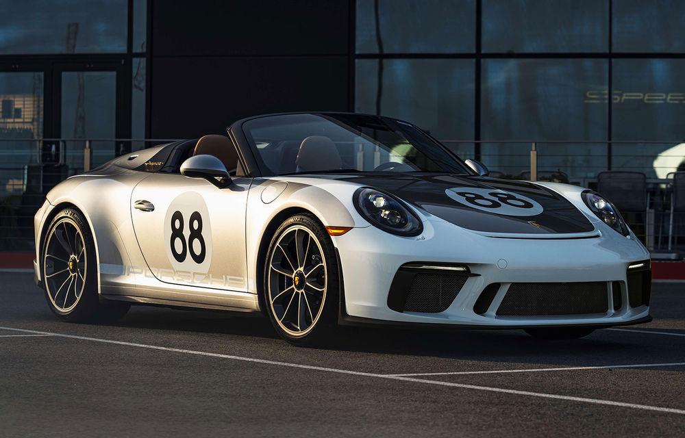 Ultimul exemplar Porsche 911 al vechii generații 991 va fi scos la licitație: banii vor fi donați în scopuri caritabile - Poza 1