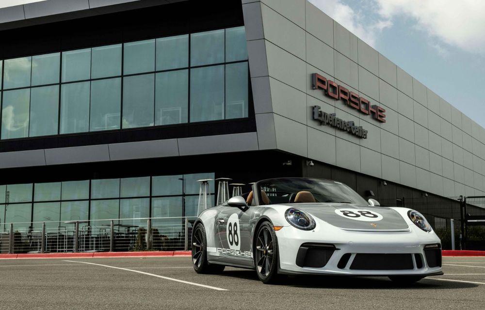 Ultimul exemplar Porsche 911 al vechii generații 991 va fi scos la licitație: banii vor fi donați în scopuri caritabile - Poza 2