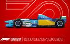 Primul trailer pentru noul joc F1 2020: apare în 10 iulie și va include o ediție specială cu 4 monoposturi pilotate de Michael Schumacher