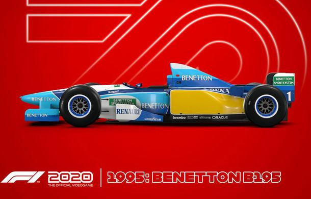 Primul trailer pentru noul joc F1 2020: apare în 10 iulie și va include o ediție specială cu 4 monoposturi pilotate de Michael Schumacher - Poza 1