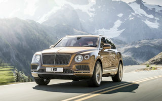 Bentley extinde suspendarea producției cu cel puțin 3 săptămâni: britanicii vor să deschidă fabrica pe 11 mai