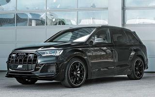 Audi SQ7 TDI primește un pachet complet din partea ABT Sportsline: kit de caroserie agresiv și motor diesel cu 510 CP