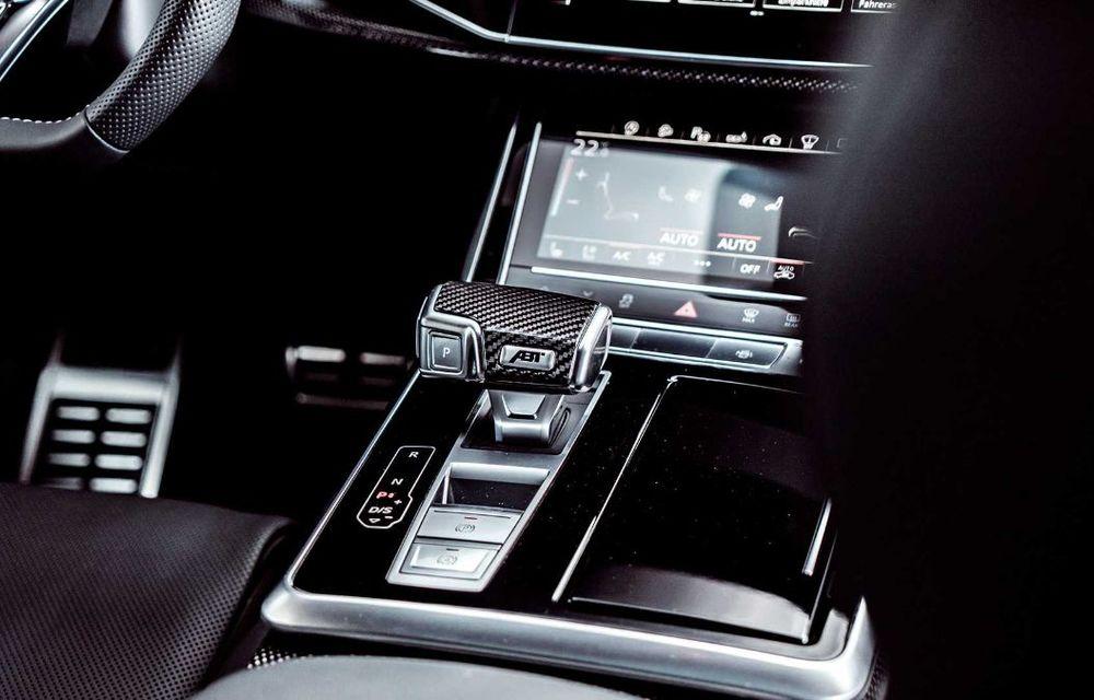 Audi SQ7 TDI primește un pachet complet din partea ABT Sportsline: kit de caroserie agresiv și motor diesel cu 510 CP - Poza 8