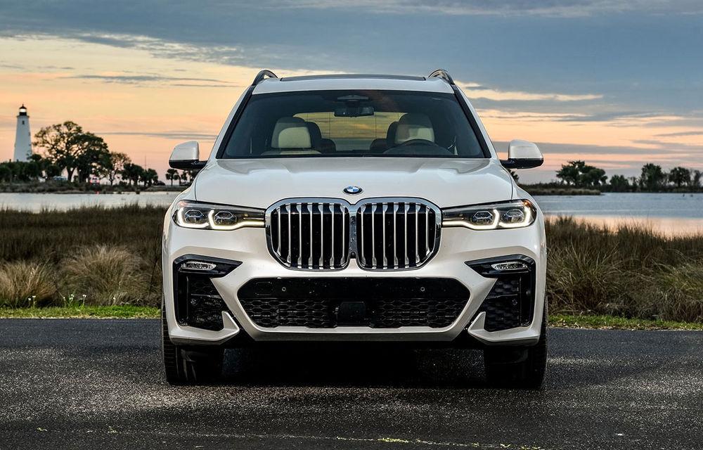 BMW pregătește în secret noul X8, un SUV-coupe care va deveni viitorul rival al lui Lamborghini Urus - Poza 1