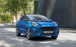 Ford Puma a depășit vânzările lui Ecosport: peste 18.000 de unități în Europa în primele trei luni ale anului, dintre care 80% sunt versiuni hibride