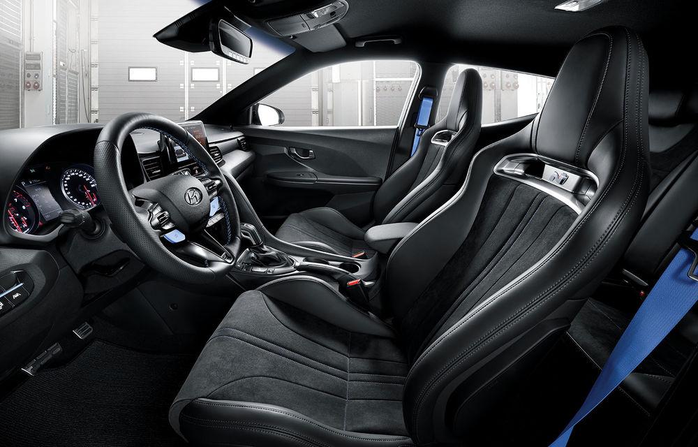 Noutăți pentru Hyundai Veloster N: transmisie automată cu 8 rapoarte și cuplu motor mărit - Poza 6