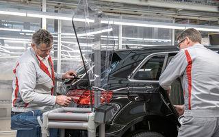 Uzinele Audi vor fi redeschise treptat până la finalul lunii aprilie: nemții au pregătit măsuri speciale pentru protejarea angajaților