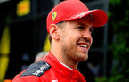 """Vettel a reluat negocierile pentru noul contract cu Ferrari: """"Sunt șanse mari să luăm o decizie până la startul sezonului"""""""