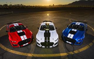 Ford Mustang înregistrează noi performanțe: cea mai vândută sportivă și cel mai vândut coupe sportiv din lume în 2019