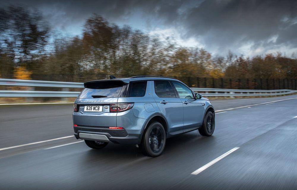 Range Rover Evoque și Land Rover Discovery Sport primesc versiuni plug-in hybrid: 309 CP și autonomie electrică de până la 66 de kilometri - Poza 21